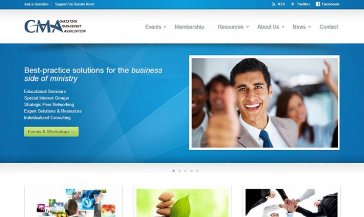 Christian Management Association
