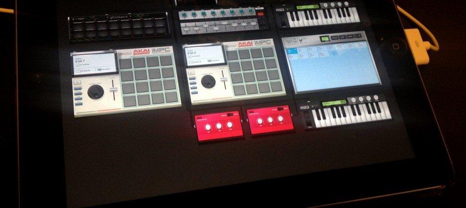 Ipad Midi Controller Midi Keyboard Controllers