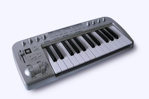 midi controller that can me usb powered for ipad or iphone ios devices