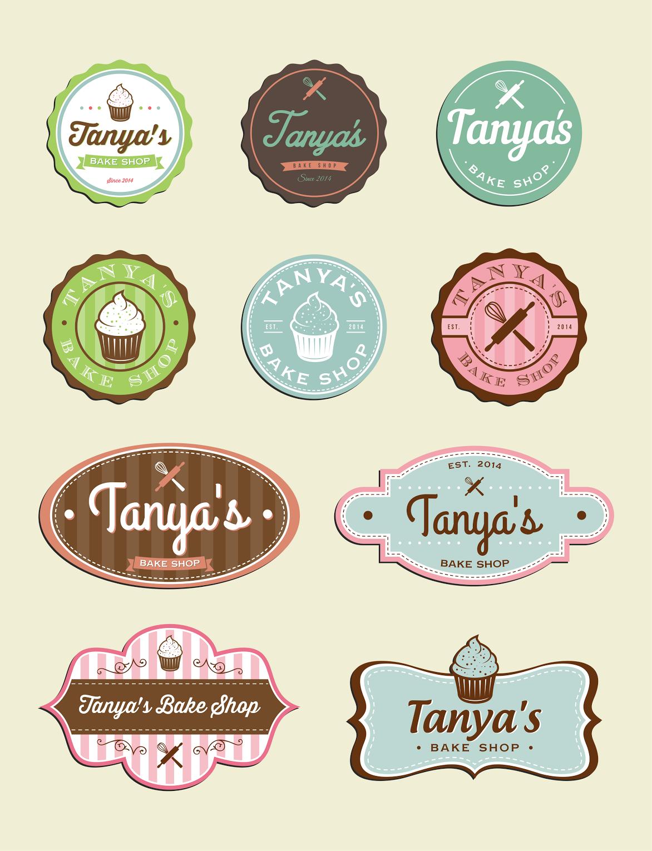 Bake Shop Branding Setup