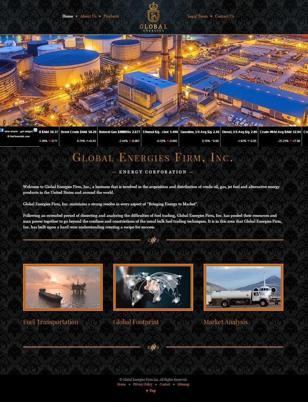 Global Energies Firm