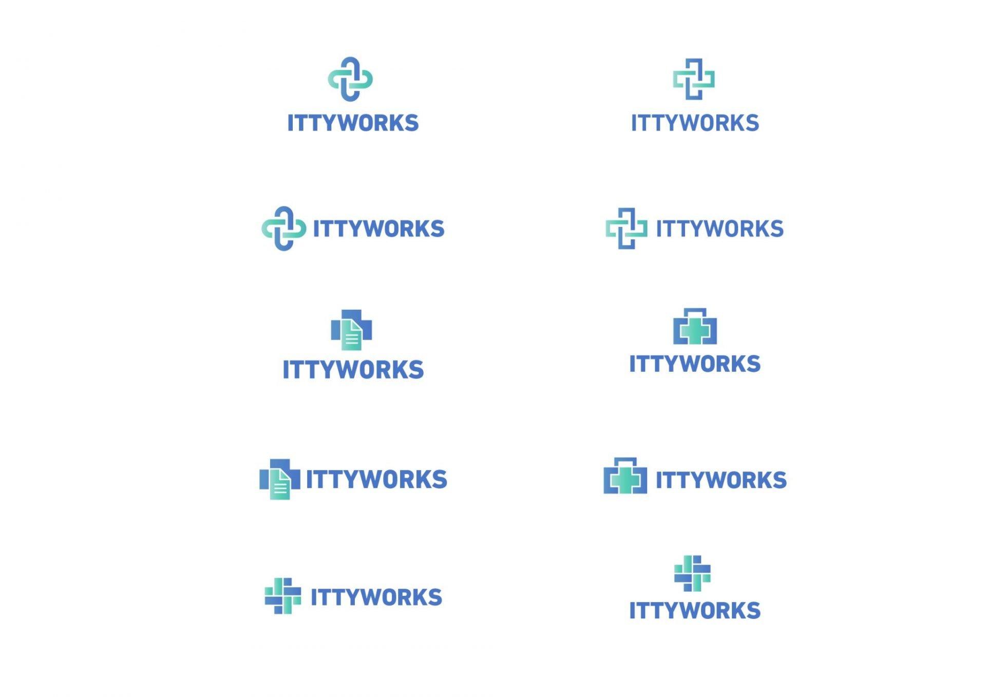 Ittyworks Healthcare Branding