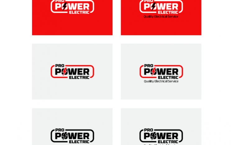 pro power electric logo